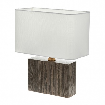 текстилна настолна лампа, бял, elbulgaria, 1x40w, 2065/b d337