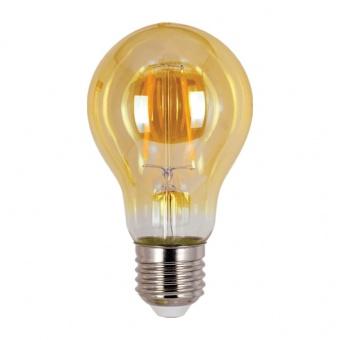 led лампа 6w, е27, топла светлина, 2700k, 590lm, 4087