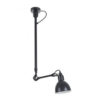 метален пендел, черен, elbulgaria, 1x40w, 2098 bk
