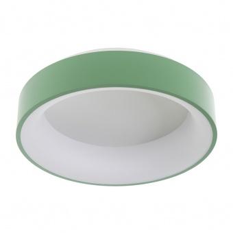 метален led плафон, зелен, elbulgaria, led 26w, 4000k, 1981/26w gr
