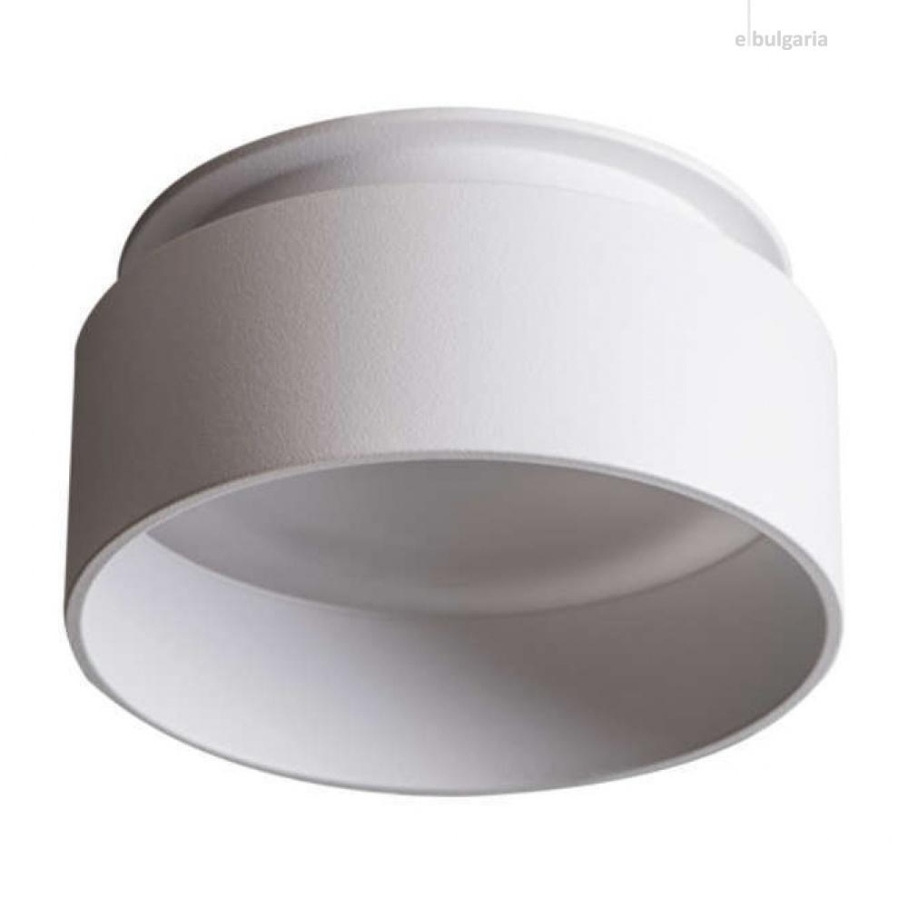 метална луна за вграждане, white, kanlux, govik, 29235