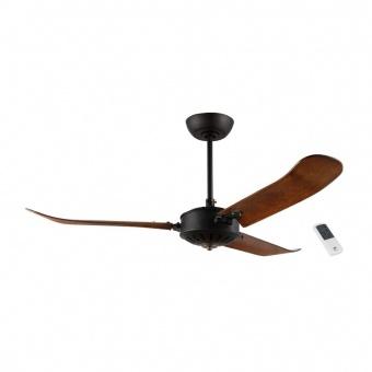 таванен вентилатор, oak, eglo, hoi an, 3 степени на работа, 35029