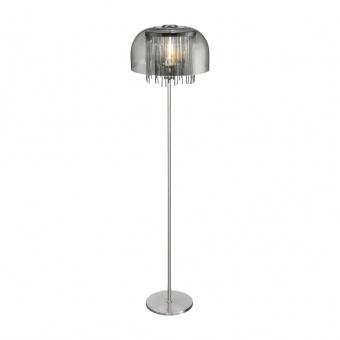 стъклен лампион, smoky, 1x40w, nino, nerea, 41390102