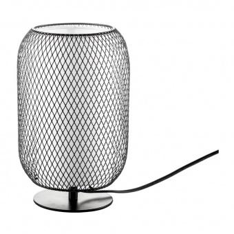 метална настолна лампа, black, nino, nora, 1x40w, 51380108