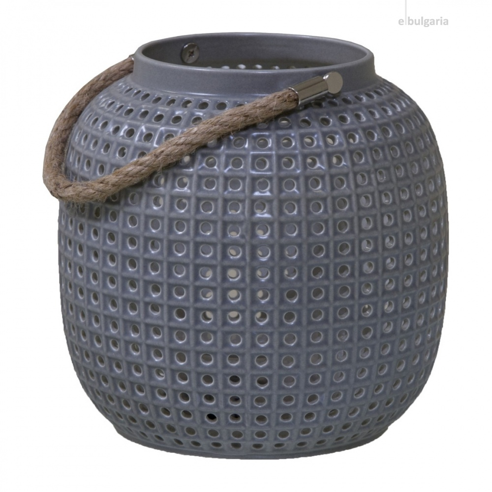 керамично градинско тяло, grey, nino, may, led, 51560124