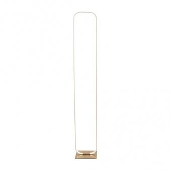 метален лампион, aluminium, nino, costa, led 16w, 3000k, 1500lm, 41480101