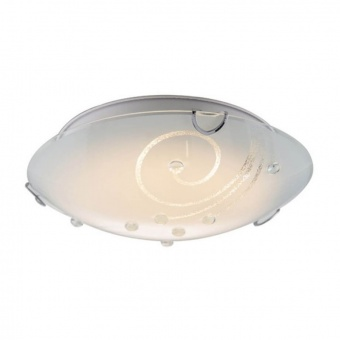 стъклен плафон, opal white, nino, tonza, led 10w, 3000k, 1000lm, 60632507