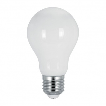 led лампа 8w, e27, бяла светлина, 4000k, 700lm, 4090