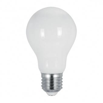 led лампа 8w, e27, топла светлина, 3000k, 700lm, 4089