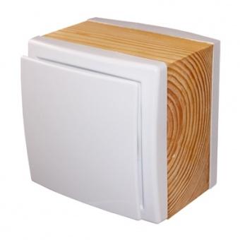 пречиствател за въздух eco-fresh mini, бял, mmotors, 17w, 75mᶾ/h, 32db, 0634