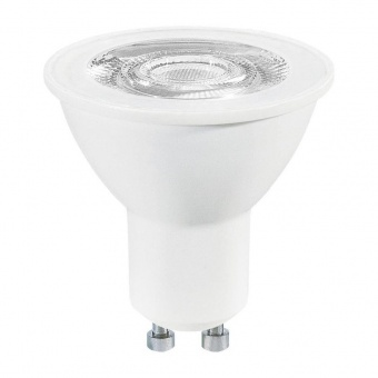 led лампа 5w, gu10, бяла светлина, led value par16, osram, 4000k, 350lm, 198616