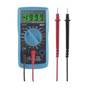 Цифров мултиметър, AC 200 V – 600 V, син, m0391