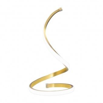 настолна лампа, gold, rabalux, anais, led 4.8w, 4000k, 200lm, 5470