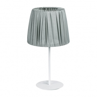 настолна лампа, mint/white, rabalux, pixie, 1xE27, 5455