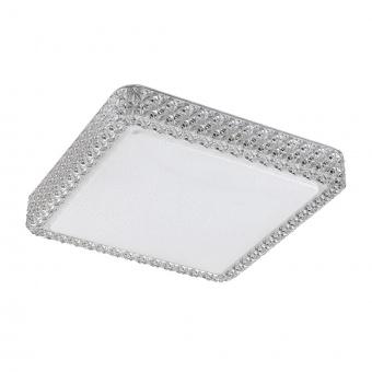 плафон, white/transparent, rabalux, lucilla, led 24w, 4000k, 2200lm, 5329