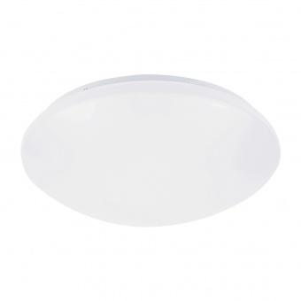 плафон, white, rabalux, lucas, led 18w, 4000k, 1170lm, sensor, 3419