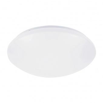 плафон, white, rabalux, lucas, led 24w, 4000k, 1560lm, sensor, 3420