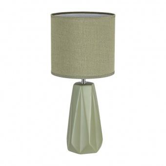 настолна лампа, green, rabalux, amiel, 1xE27, 5703
