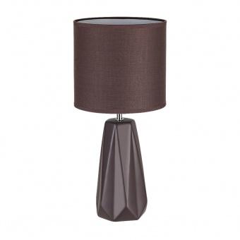 настолна лампа, brown, rabalux, amiel, 1xE27, 5704