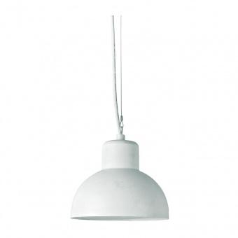 градински пендел bero, white, 1xE27, aca lighting, bero1pwh