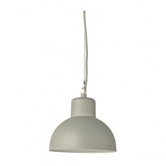 градински пендел bero, grey, 1xE27, aca lighting, bero1pg