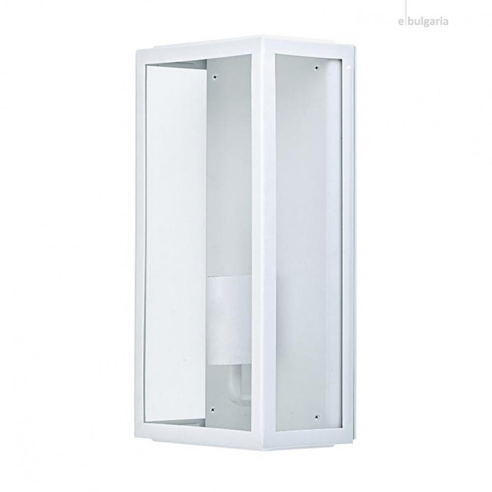 градински аплик celia, white, 1xE27, aca lighting, celia1wwh