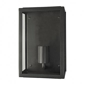 градински аплик celia, black, 1xE27, aca lighting, celiam1wbk