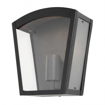градински аплик celia, black, 1xE27, aca lighting, celiav1wbk