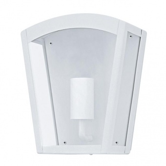градински аплик celia, white, 1xE27, aca lighting, celiav1wwh