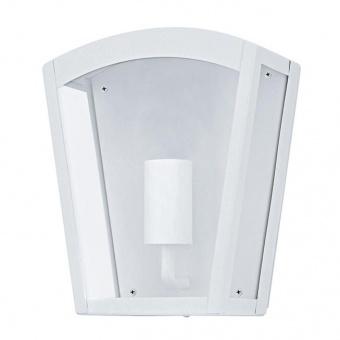 градински аплик celia, white, 1xE27, aca lighting, celiav1wwh