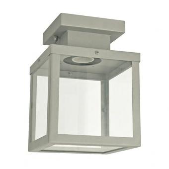 градински плафон celia, grey, 1xE27, aca lighting, celia1cg