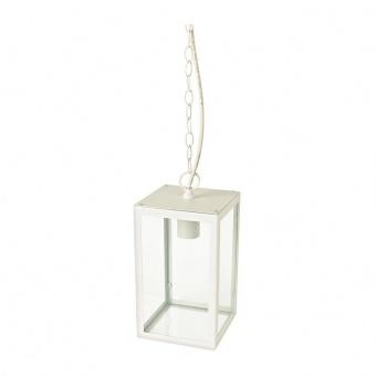градински пендел celia, white, 1xE27, aca lighting, celia1pwh