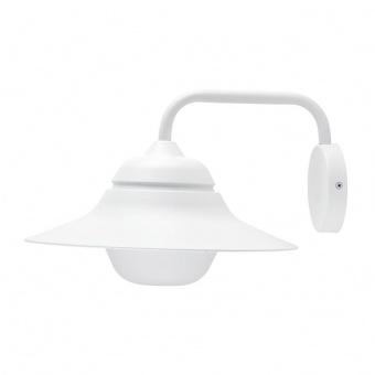 градински аплик julie, white, 1xE27, aca lighting, julie1wwh