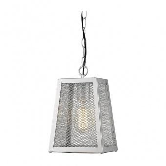 градински пендел nyx, silver, 1xE27, aca lighting, nyx1pps