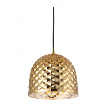 пендел style, polished brass+black, 1xE27, aca lighting, v36352pb