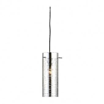 пендел style, chrome+black, 1xE27, aca lighting, dla12591ch