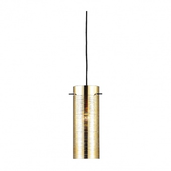пендел style, polished brass+black, 1xE27, aca lighting, dla12591pb