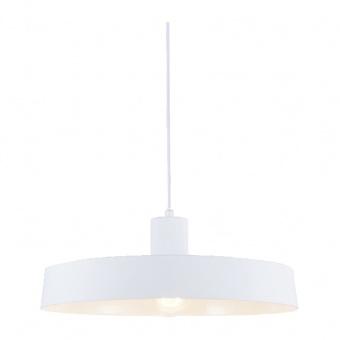 пендел primary, matt white, 1xE27, aca lighting, od5392swh