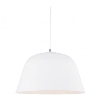 пендел primary, matt white, 1xE27, aca lighting, od8072wh
