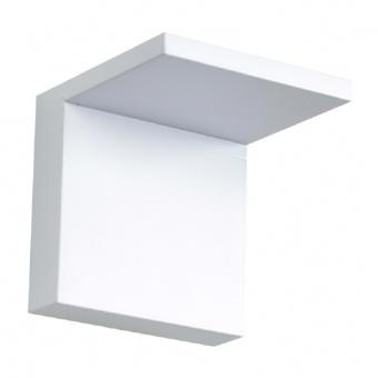 аплик wall&ceiling luminaires, matt white, led 4w, 3000k, aca lighting, l36291wh