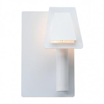 аплик wall&ceiling luminaires, matt white, 1xE14, aca lighting, mxb150021c