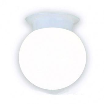 плафон wall&ceiling luminaires, porcelain white, 1xE27, aca lighting, su0608ww