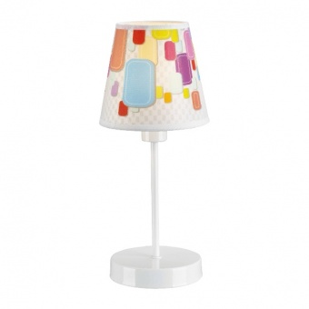 настолна лампа bambini luminaires, multicolor, 1xE14, aca lighting, mt130941