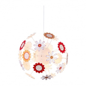 полилей bambini luminaires, multicolor, 4xE14, aca lighting, md160224flw