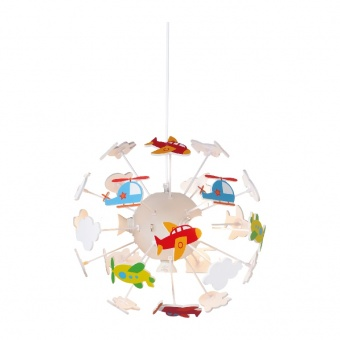 полилей bambini luminaires, multicolor, 4xE14, aca lighting, md160224air