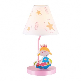 настолна лампа bambini luminaires, multicolor, 1xE27, aca lighting, mt04511a