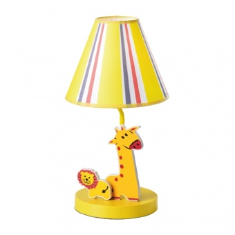 настолна лампа bambini luminaires, multicolor, 1xE27, aca lighting, mt04551a