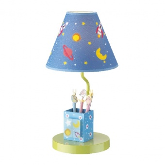 настолна лампа bambini luminaires, multicolor, 1xE27, aca lighting, mt120181