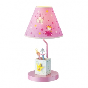 настолна лампа bambini luminaires, multicolor, 1xE27, aca lighting, mt120241
