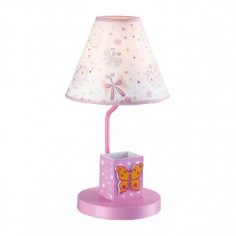 настолна лампа bambini luminaires, multicolor, 1xE27, aca lighting, mt120191
